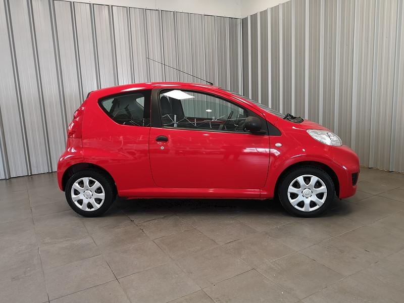 Photo 4 de l'offre de PEUGEOT 107 1.0 12V URBAN EURO5 3P à 5990€ chez Auto VEC