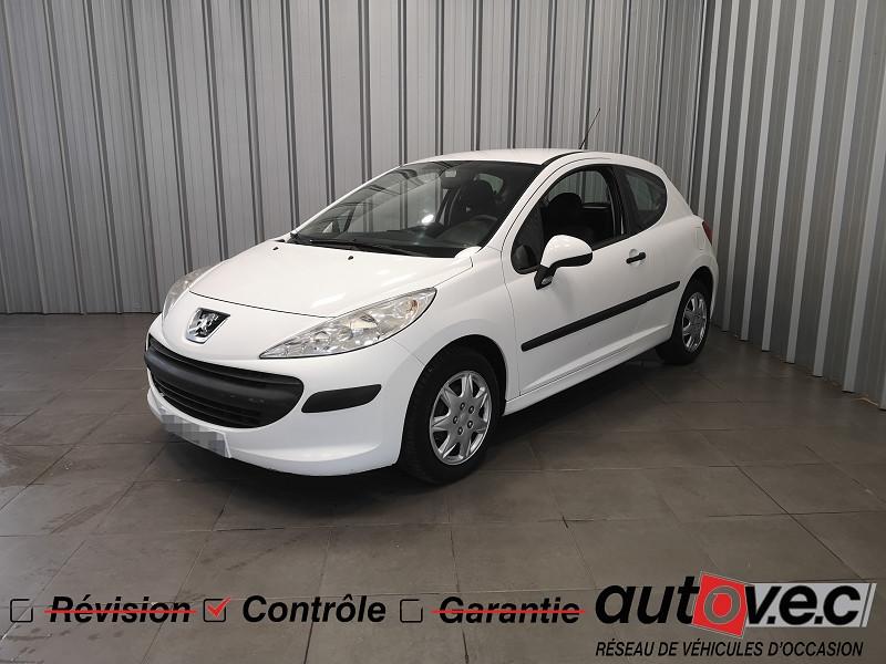 Peugeot 207 AFFAIRE 1.4 HDI 70 FAP AFFAIRE PACK CD CLIM CONFORT Diesel BLANC Occasion à vendre