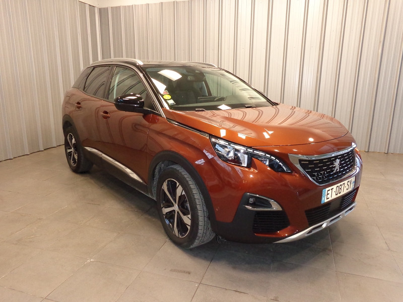 Peugeot 3008 1.6 BLUEHDI 120CH ACTIVE BUSINESS S&S EAT6 Diesel MARRON Occasion à vendre