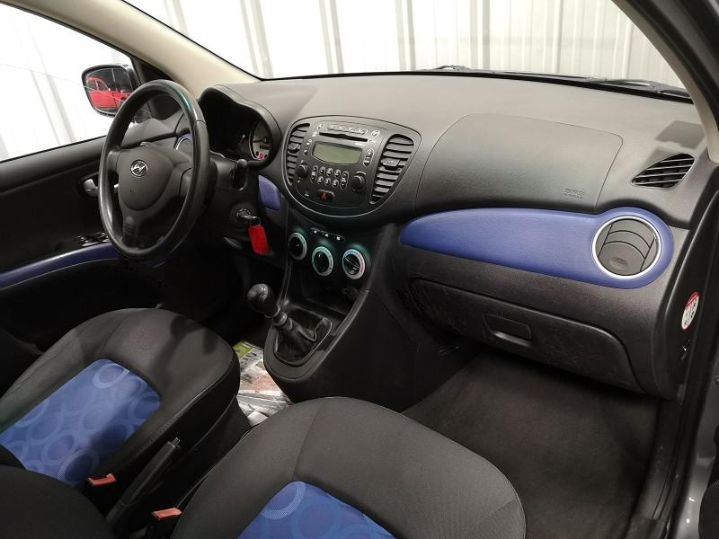 Photo 8 de l'offre de HYUNDAI I10 1.1 CRDI 75 PACK CONFORT à 5490€ chez Auto VEC