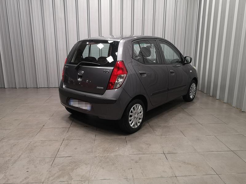 Photo 5 de l'offre de HYUNDAI I10 1.1 CRDI 75 PACK CONFORT à 5490€ chez Auto VEC
