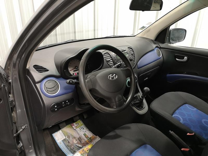 Photo 7 de l'offre de HYUNDAI I10 1.1 CRDI 75 PACK CONFORT à 5490€ chez Auto VEC