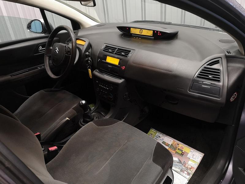 Photo 5 de l'offre de CITROEN C4 1.6 HDI92 PACK à 3990€ chez Auto VEC