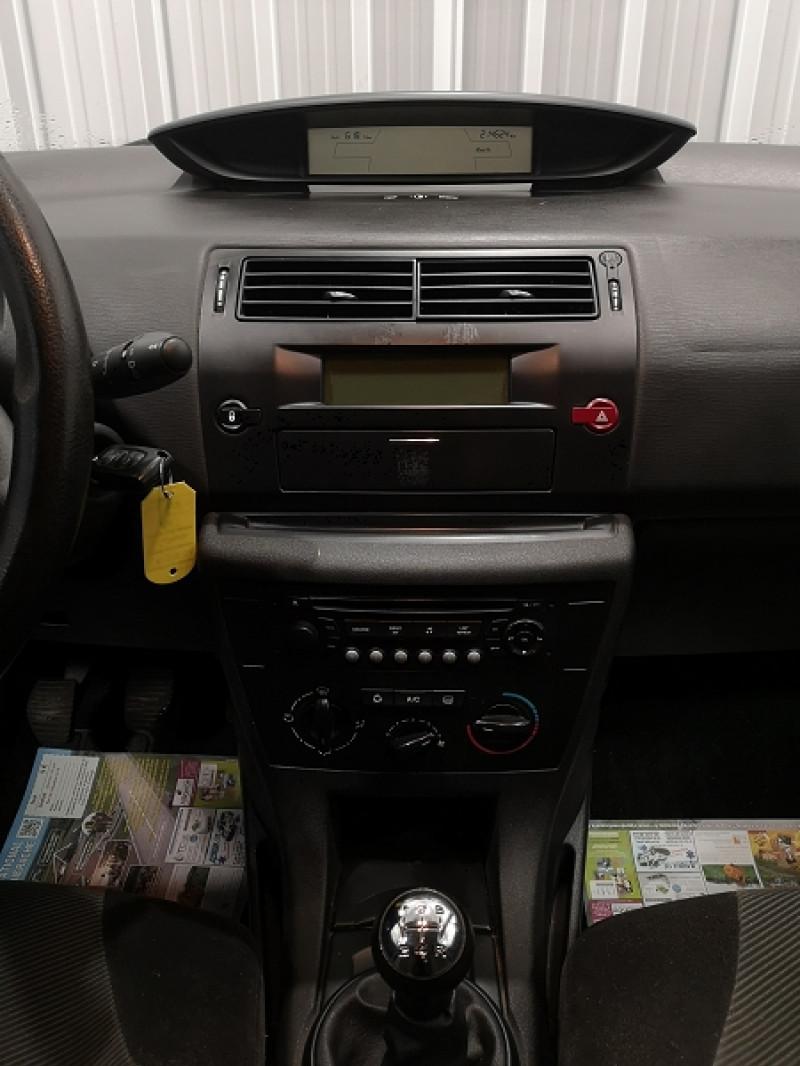 Photo 7 de l'offre de CITROEN C4 1.6 HDI92 PACK à 3990€ chez Auto VEC