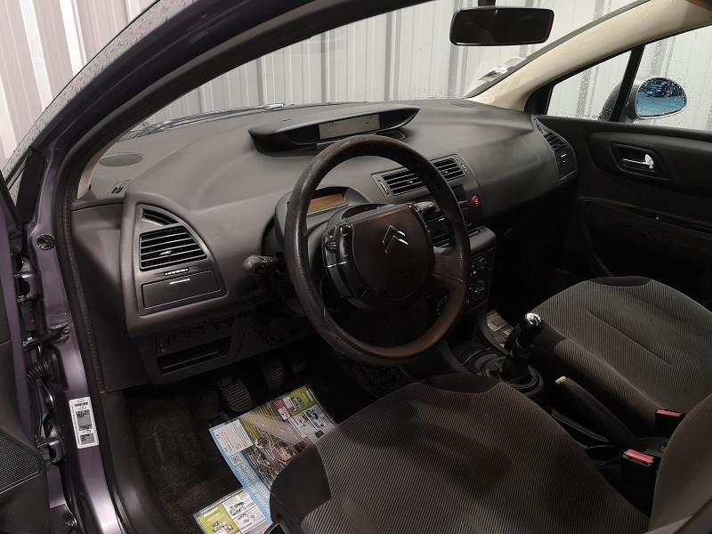 Photo 4 de l'offre de CITROEN C4 1.6 HDI92 PACK à 3990€ chez Auto VEC