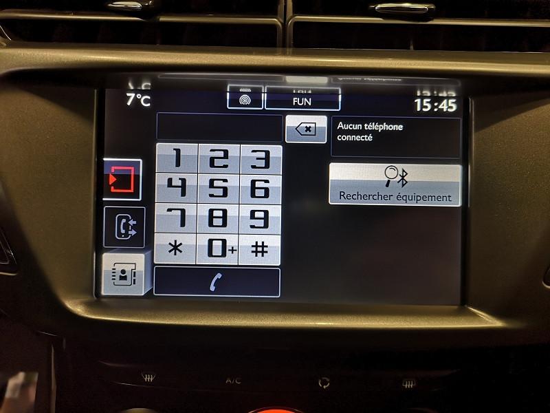 Photo 8 de l'offre de CITROEN C3 STE 1.6 BLUEHDI 100 S&S CONFORT à 7490€ chez Auto VEC