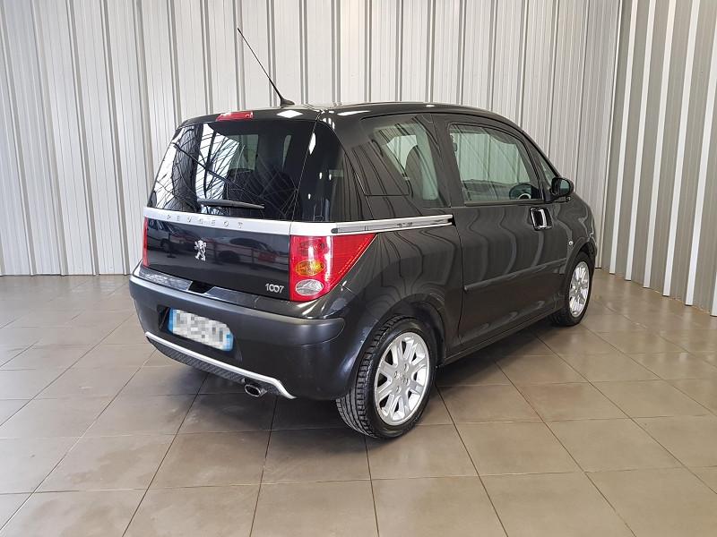Photo 5 de l'offre de PEUGEOT 1007 1.4 HDI SPORTY à 5490€ chez Auto VEC