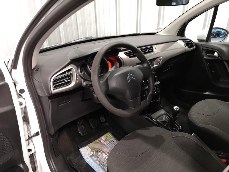 Photo 7 de l'offre de CITROEN C3 BLUEHDI 75 CONFORT à 9990€ chez Auto VEC