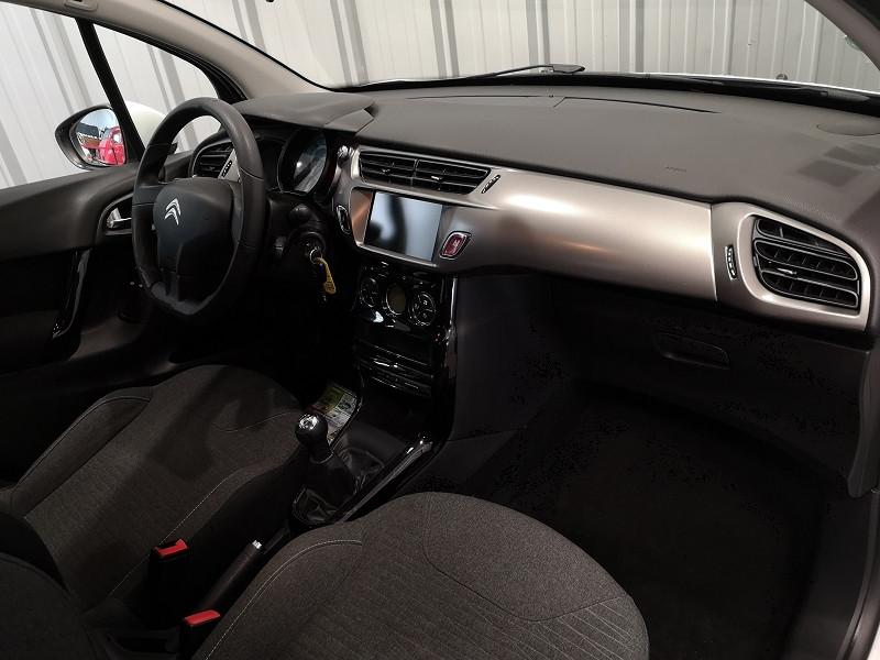 Photo 5 de l'offre de CITROEN C3 STE 1.6 BLUEHDI 100 S&S CONFORT à 7490€ chez Auto VEC