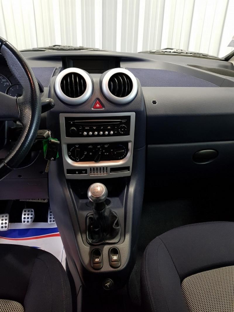 Photo 10 de l'offre de PEUGEOT 1007 1.4 HDI SPORTY à 5490€ chez Auto VEC