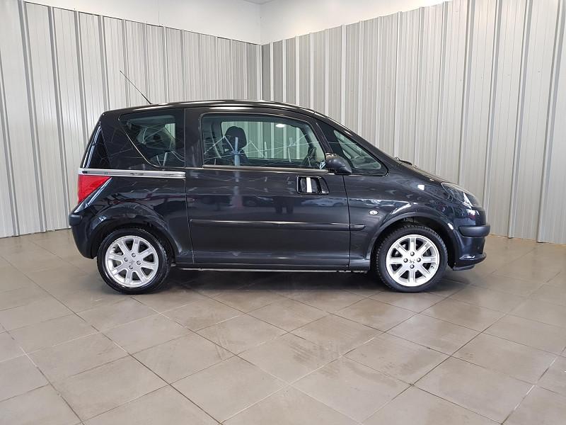 Photo 4 de l'offre de PEUGEOT 1007 1.4 HDI SPORTY à 5490€ chez Auto VEC