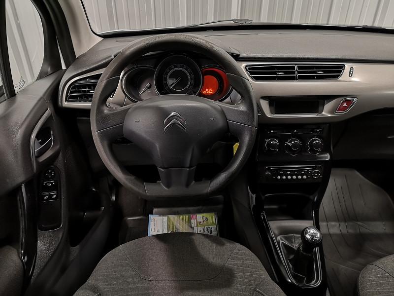 Photo 9 de l'offre de CITROEN C3 BLUEHDI 75 CONFORT à 9990€ chez Auto VEC