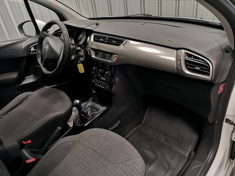 Photo 8 de l'offre de CITROEN C3 BLUEHDI 75 CONFORT à 9990€ chez Auto VEC