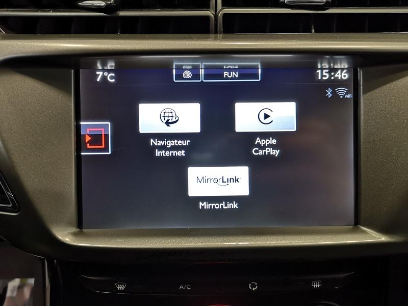 Photo 9 de l'offre de CITROEN C3 STE 1.6 BLUEHDI 100 S&S CONFORT à 7490€ chez Auto VEC