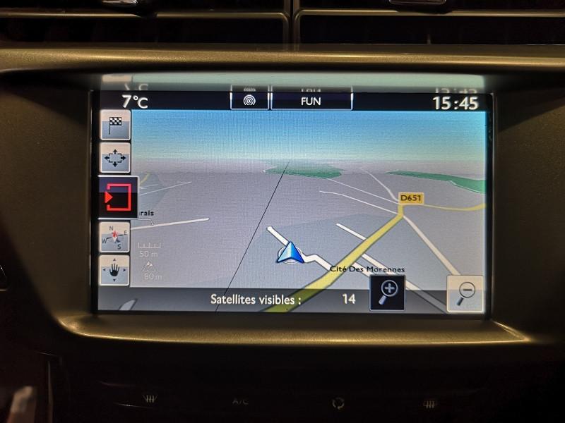 Photo 7 de l'offre de CITROEN C3 STE 1.6 BLUEHDI 100 S&S CONFORT à 7490€ chez Auto VEC