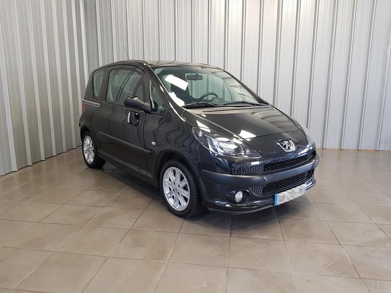 Photo 2 de l'offre de PEUGEOT 1007 1.4 HDI SPORTY à 5490€ chez Auto VEC