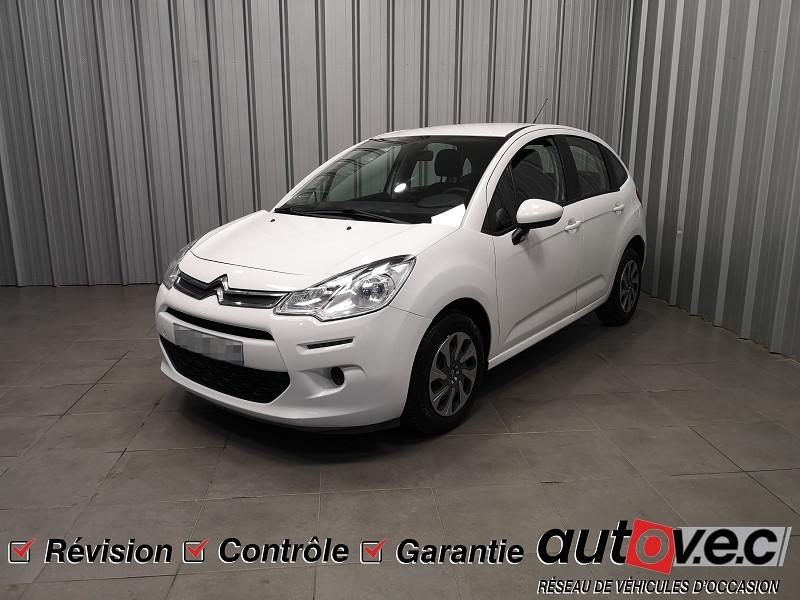 Photo 1 de l'offre de CITROEN C3 BLUEHDI 75 CONFORT à 9990€ chez Auto VEC