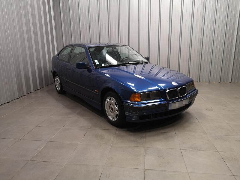 Photo 2 de l'offre de BMW SERIE 3 COMPACT (E36) 316IA 105CH à 5490€ chez Auto VEC