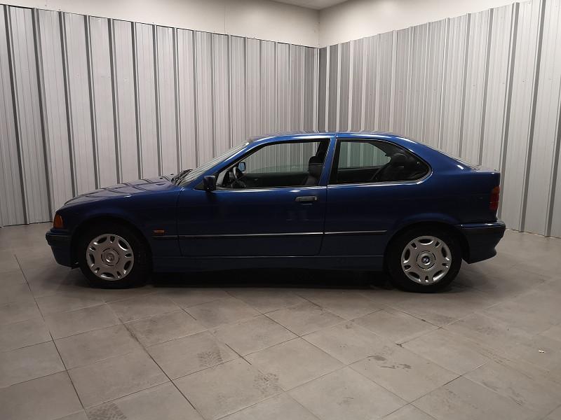 Photo 3 de l'offre de BMW SERIE 3 COMPACT (E36) 316IA 105CH à 5490€ chez Auto VEC