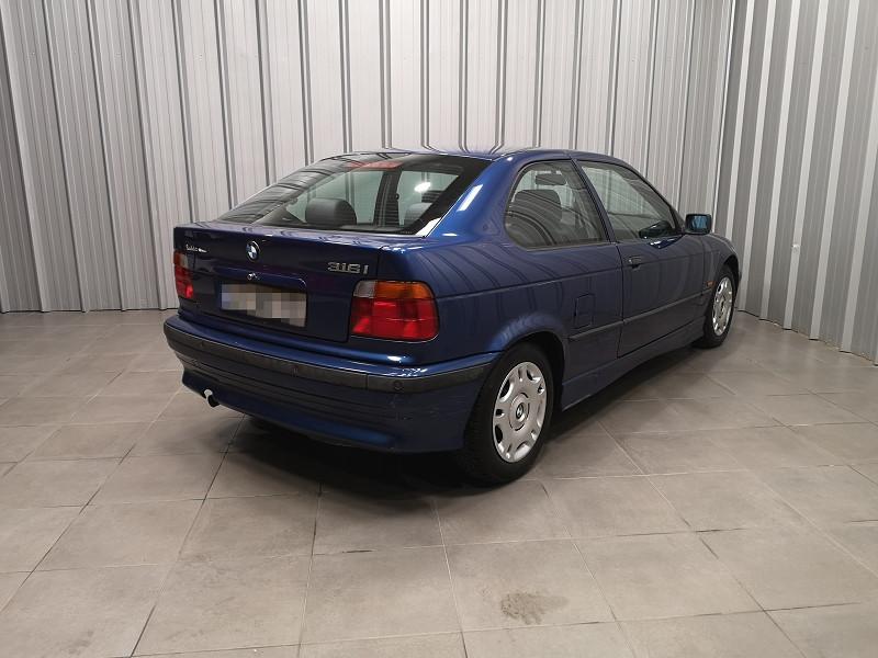 Photo 5 de l'offre de BMW SERIE 3 COMPACT (E36) 316IA 105CH à 5490€ chez Auto VEC