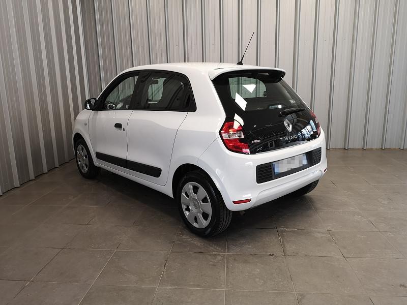 Photo 6 de l'offre de RENAULT TWINGO III 1.0 SCE 70CH LIFE 2 BOITE COURTE EURO6 à 7990€ chez Auto VEC