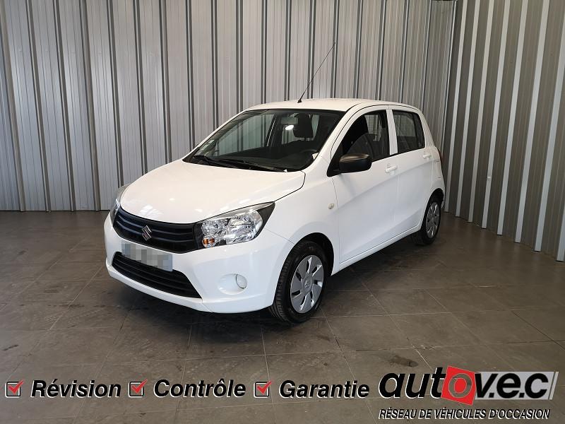 Photo 1 de l'offre de SUZUKI CELERIO 1.0 PRIVILEGE à 6490€ chez Auto VEC