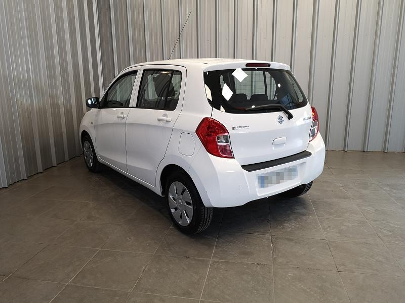 Photo 5 de l'offre de SUZUKI CELERIO 1.0 PRIVILEGE à 6490€ chez Auto VEC
