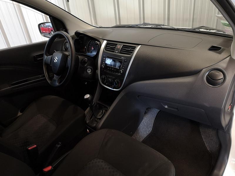 Photo 7 de l'offre de SUZUKI CELERIO 1.0 PRIVILEGE à 6490€ chez Auto VEC