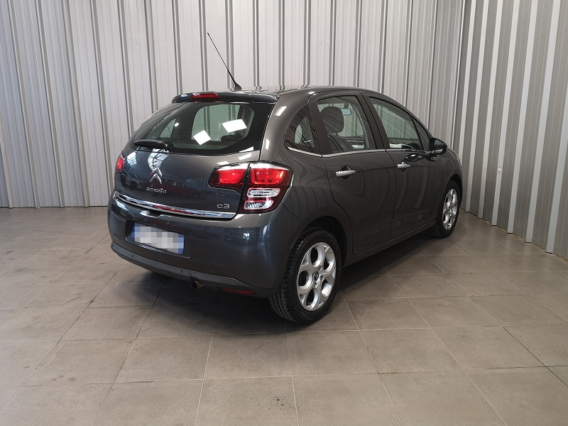 Photo 5 de l'offre de CITROEN C3 1.2 VTI MUSIC TOUCH à 6990€ chez Auto VEC