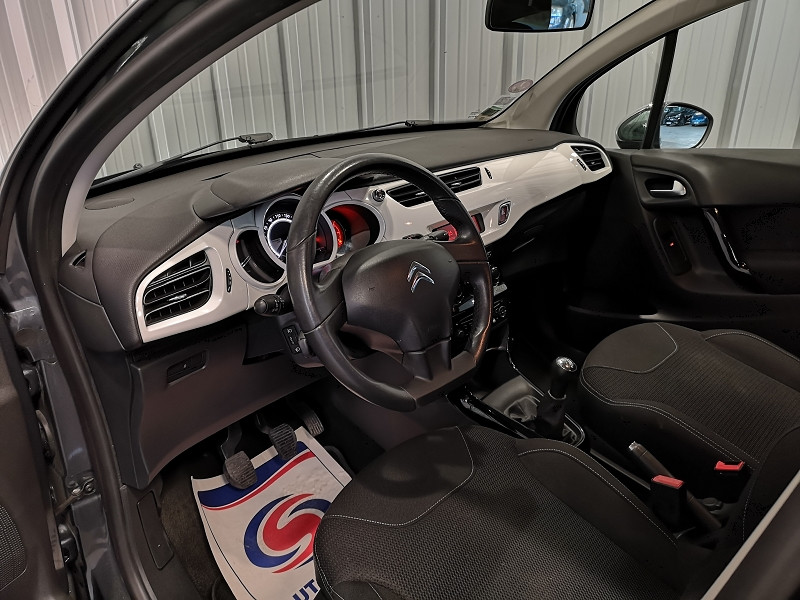 Photo 7 de l'offre de CITROEN C3 1.2 VTI MUSIC TOUCH à 6990€ chez Auto VEC