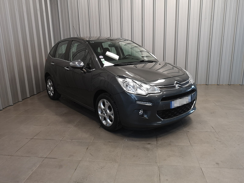 Photo 2 de l'offre de CITROEN C3 1.2 VTI MUSIC TOUCH à 6990€ chez Auto VEC