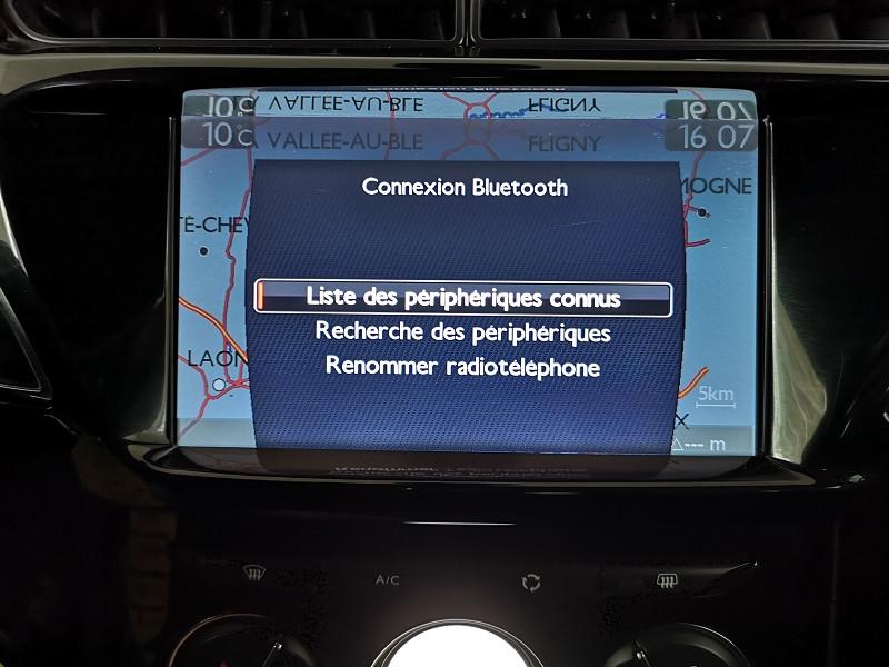 Photo 12 de l'offre de CITROEN DS3 1.6 E-HDI90 SO CHIC 4CV à 9490€ chez Auto VEC