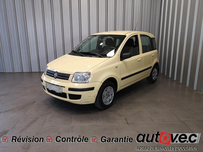 Fiat PANDA 1.3 MULTIJET 16V 70CH DYNAMIC Diesel JAUNE Occasion à vendre