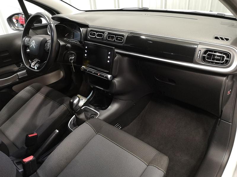 Photo 8 de l'offre de CITROEN C3 STE 1.6 BLUEHDI 75CH S&S FEEL NAV à 9990€ chez Auto VEC