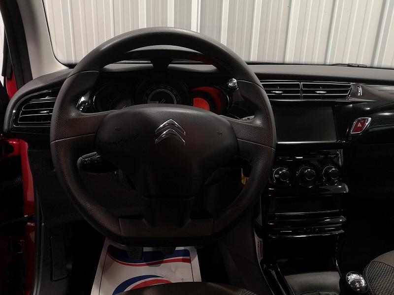 Photo 8 de l'offre de CITROEN C3 PURETECH 68 CONFORT à 8990€ chez Auto VEC
