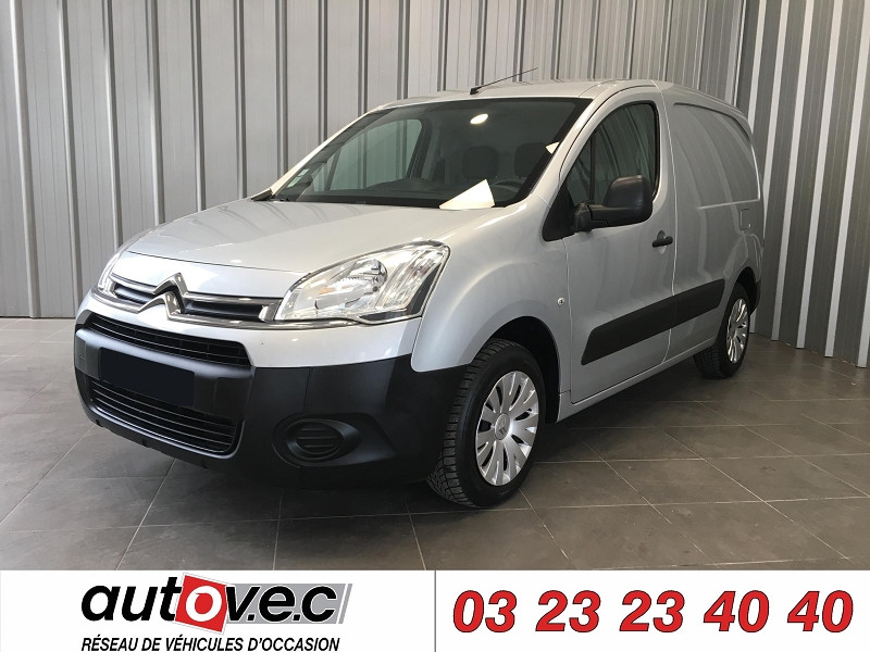 Photo 1 de l'offre de CITROEN BERLINGO M 1.6 BLUEHDI 75 CLUB à 11490€ chez Auto VEC
