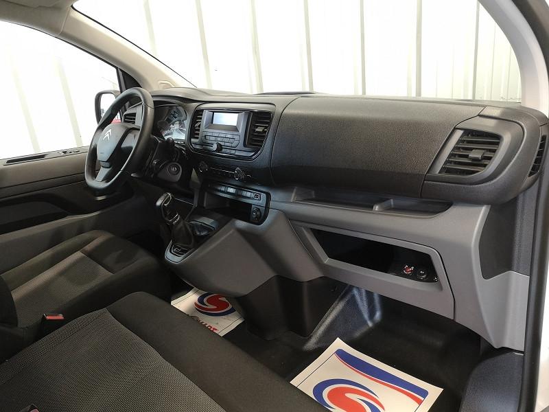 Photo 8 de l'offre de CITROEN JUMPY FG M 1.6 BLUEHDI 95CH CLUB à 16490€ chez Auto VEC