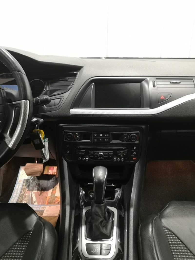 Photo 10 de l'offre de CITROEN C5 TOURER 2.0 HDI160 FAP EXCLUSIVE BVA6 à 7490€ chez Auto VEC