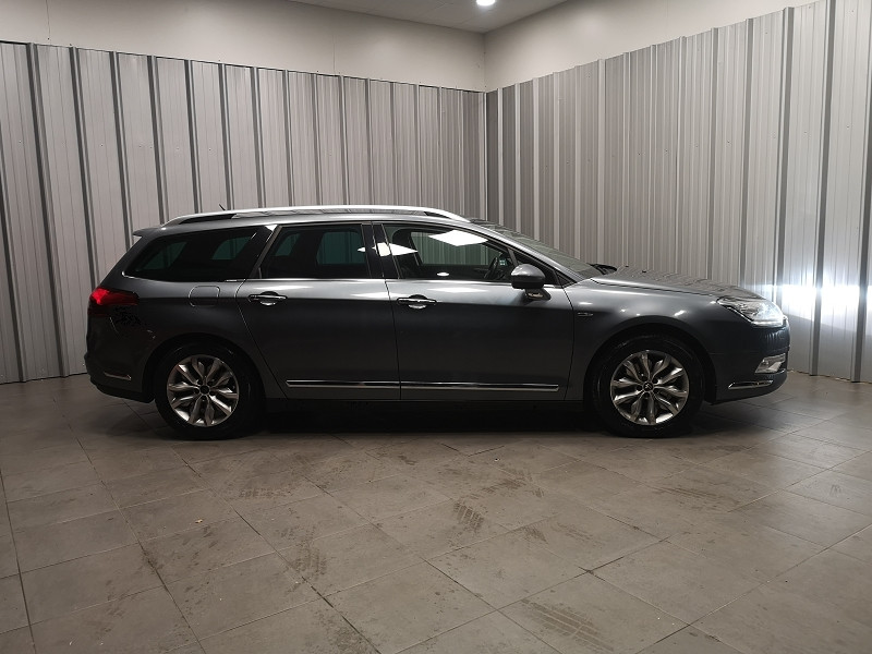 Photo 4 de l'offre de CITROEN C5 TOURER 2.0 HDI160 FAP EXCLUSIVE BVA6 à 7490€ chez Auto VEC