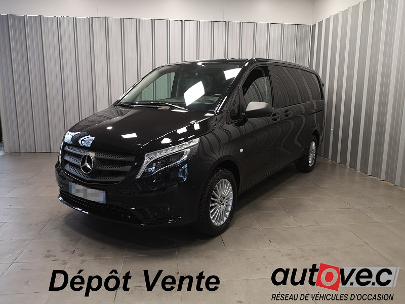 Mercedes-Benz VITO FG 119 CDI MIXTO LONG SELECT E6 Diesel NOIR OBSIDIENN Occasion à vendre