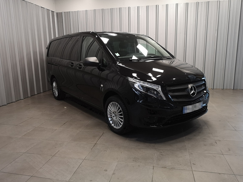 Photo 2 de l'offre de MERCEDES-BENZ VITO FG 119 CDI MIXTO LONG SELECT E6 à 40990€ chez Auto VEC