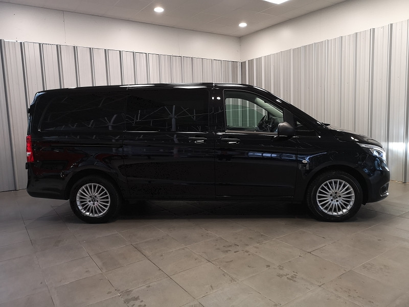 Photo 4 de l'offre de MERCEDES-BENZ VITO FG 119 CDI MIXTO LONG SELECT E6 à 40990€ chez Auto VEC
