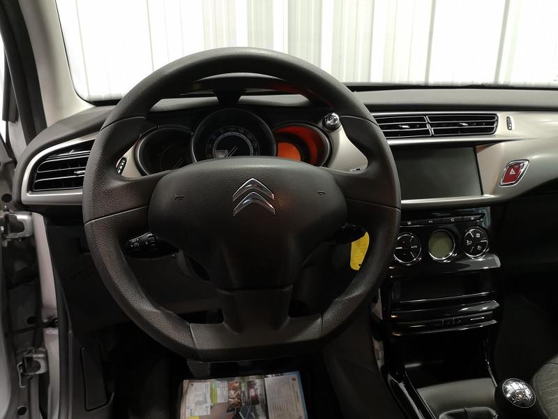 Photo 5 de l'offre de CITROEN C3 STE 1.6 BLUEHDI 75 CONFORT à 7990€ chez Auto VEC