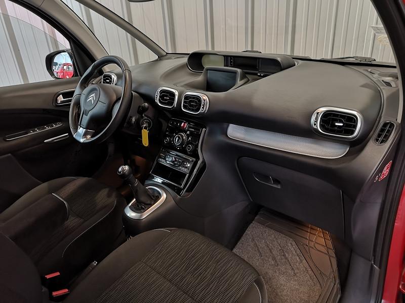 Photo 8 de l'offre de CITROEN C3 PICASSO 1.6 BLUEHDI 100CH EXCLUSIVE à 10490€ chez Auto VEC