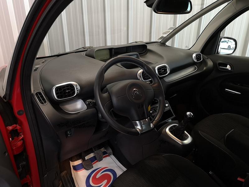 Photo 7 de l'offre de CITROEN C3 PICASSO 1.6 BLUEHDI 100CH EXCLUSIVE à 10490€ chez Auto VEC