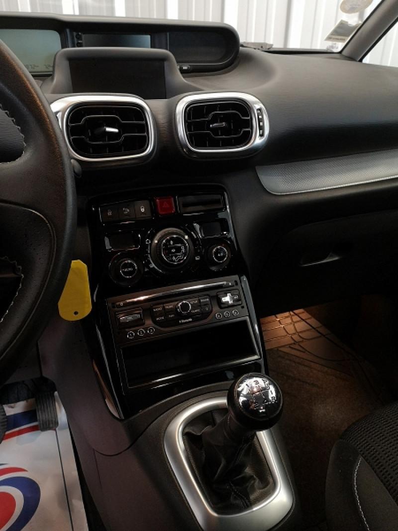 Photo 10 de l'offre de CITROEN C3 PICASSO 1.6 BLUEHDI 100CH EXCLUSIVE à 10490€ chez Auto VEC