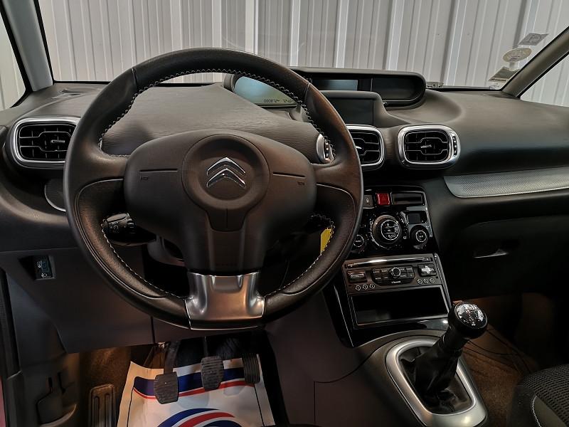 Photo 9 de l'offre de CITROEN C3 PICASSO 1.6 BLUEHDI 100CH EXCLUSIVE à 10490€ chez Auto VEC