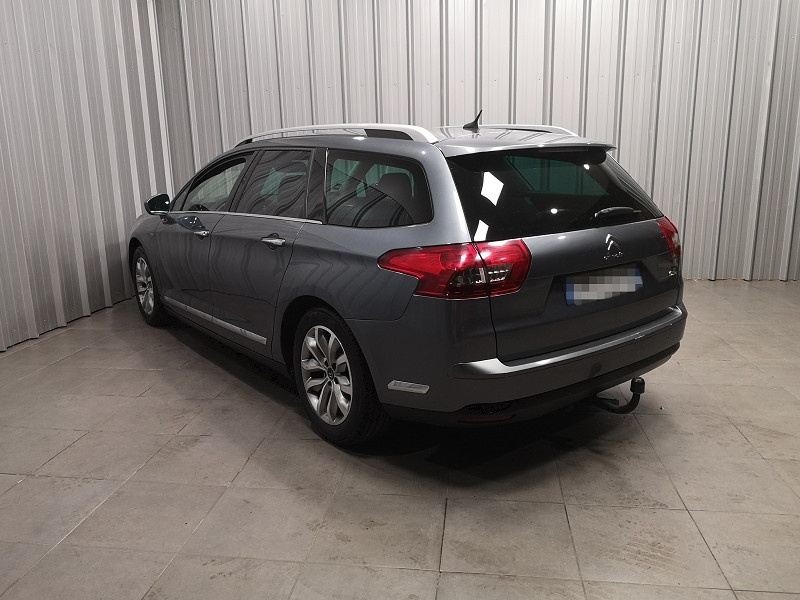 Photo 6 de l'offre de CITROEN C5 TOURER 2.0 HDI160 FAP EXCLUSIVE BVA6 à 7490€ chez Auto VEC
