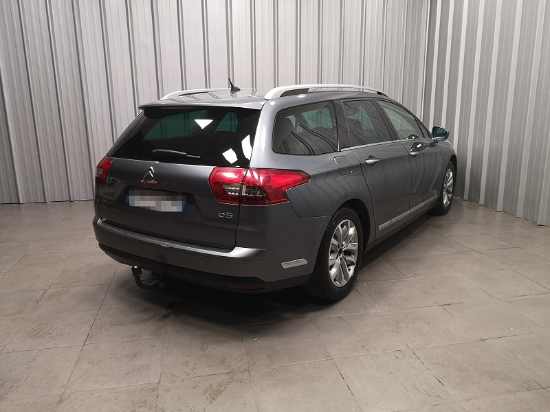 Photo 5 de l'offre de CITROEN C5 TOURER 2.0 HDI160 FAP EXCLUSIVE BVA6 à 7490€ chez Auto VEC