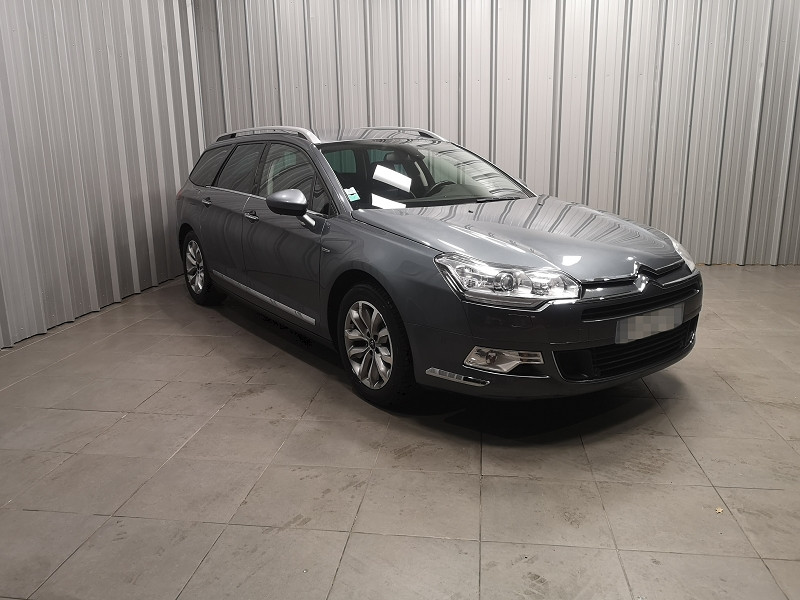 Photo 2 de l'offre de CITROEN C5 TOURER 2.0 HDI160 FAP EXCLUSIVE BVA6 à 7490€ chez Auto VEC
